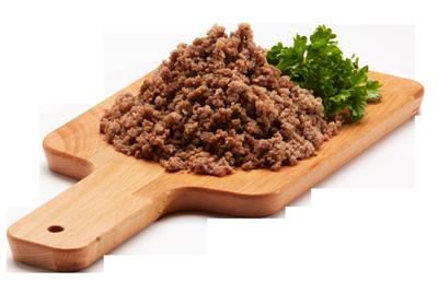 nötfärs protein 100g